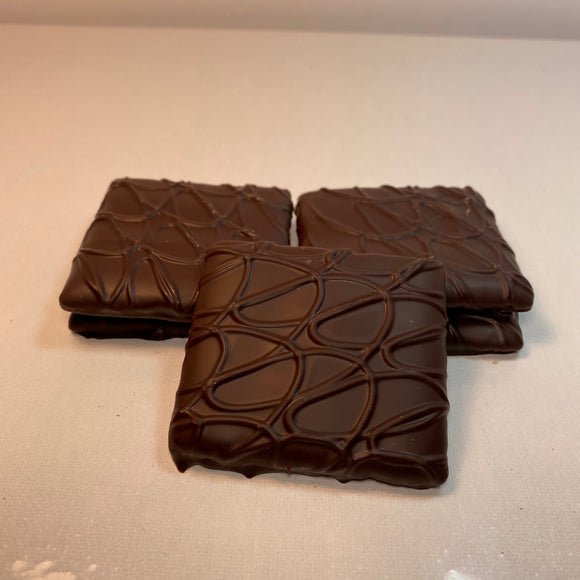 Dark Chocolate Graham Crackers