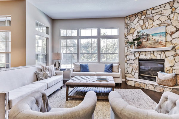 Jacksonville home staging Partial staging options
