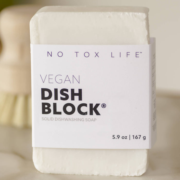 Dish Block® Zero Waste Dish Washing Bar