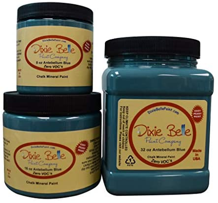 Dixie Belle Paint Company Chalk Mineral Paint - 8 oz