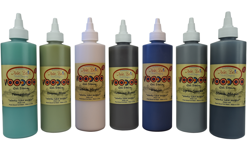Dixie Belle Paint Company - Voodoo Gel Stain
