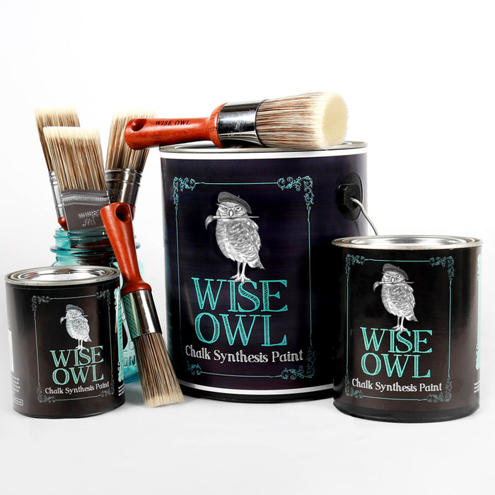 Wise Owl Chalk Synthesis Paint - Pint