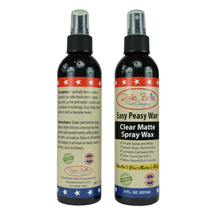 Dixie Belle Paint Company - Easy Peasy Wax