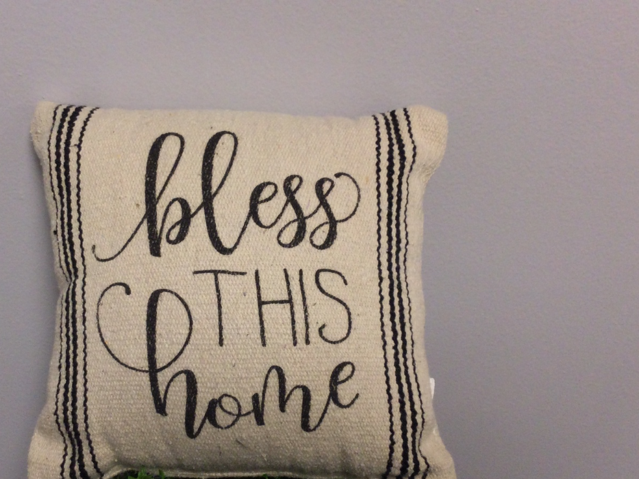 Decorative Mini Pillow