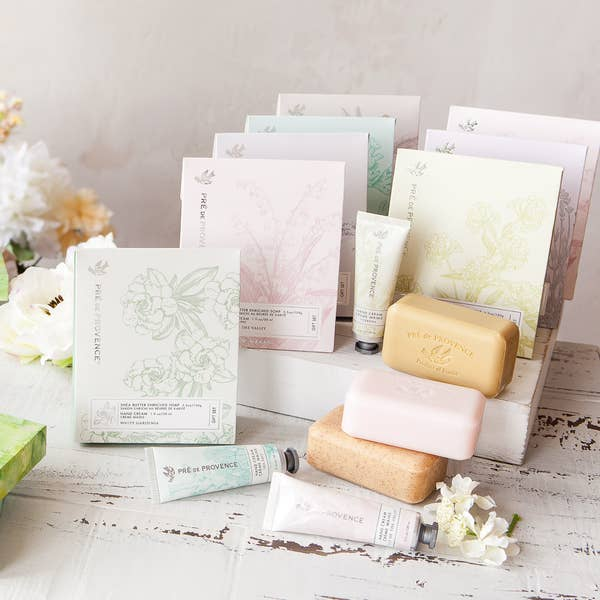 Italian Soap Luxurious Pairings Gift Sets