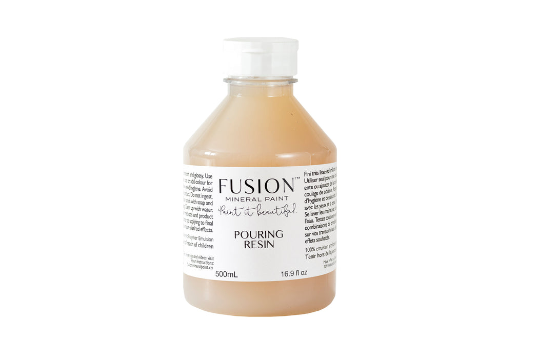 Fusion Mineral Paint Pouring Resin
