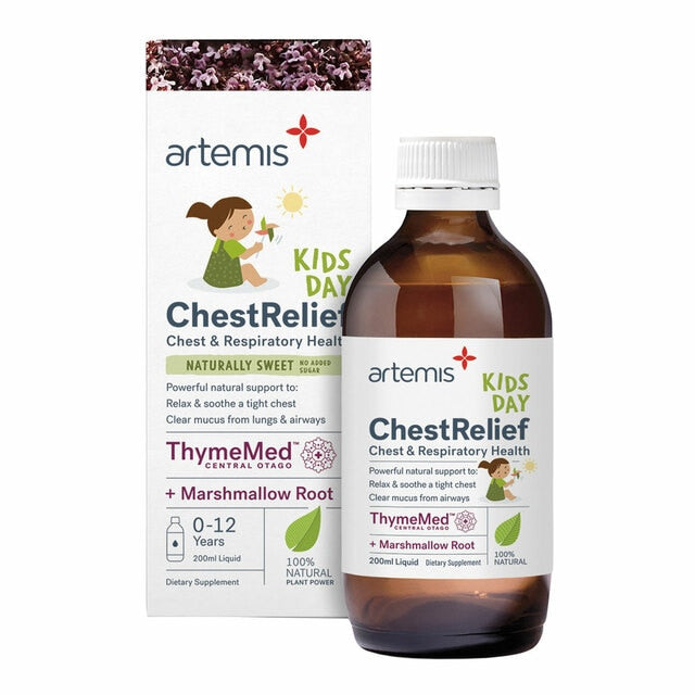 Kids Chest Relief - Day
