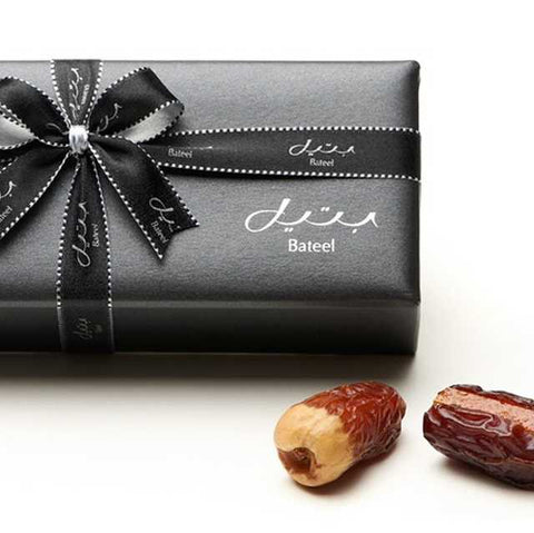 Bateel Organic Luxury Dates - Black Onyx Gift Box
