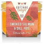 Cottage Delight Smoked Salmon & Dill Pate 190g