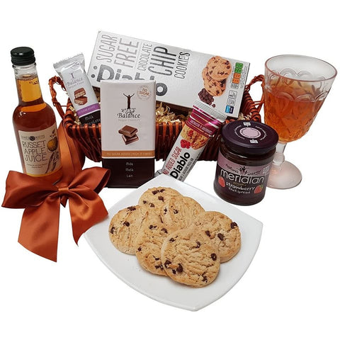 Hamper House No Sugar Added Treats Hamper