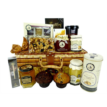 Deluxe Breakfast Hamper