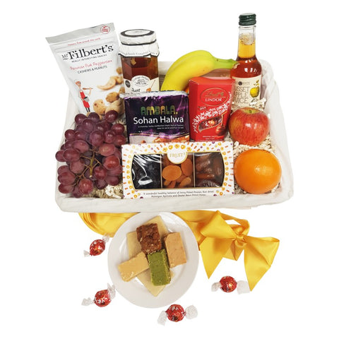 HH Luxury Fruit & Nut Basket