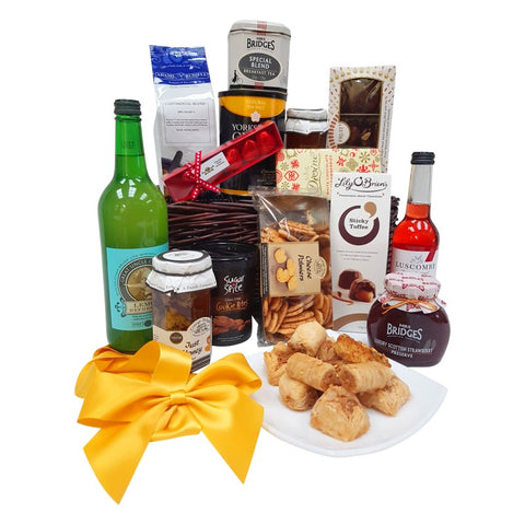 HH Tea  & Coffee Hamper