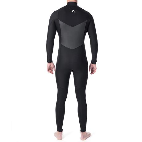 Rip Curl - Dawn Patrol 4/3mm Chest Zip Wetsuit