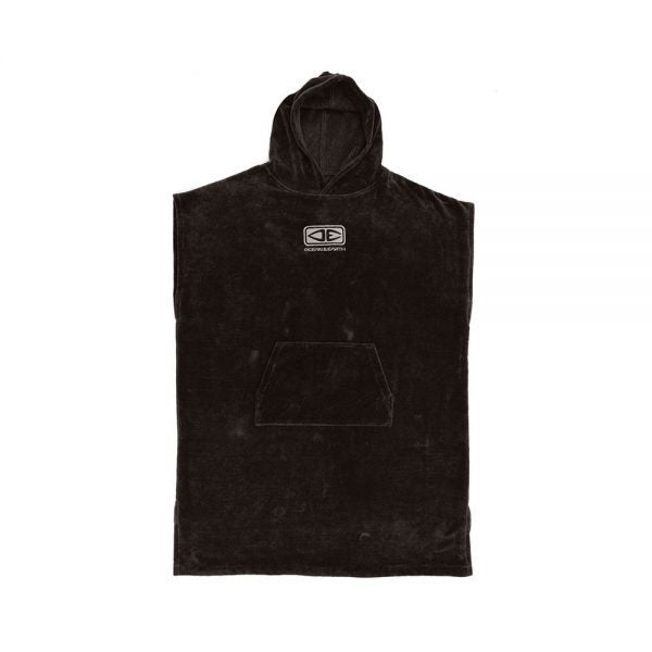 O&E Mens Corp Hooded Poncho