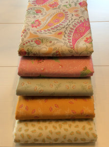 Paisley Pretty Queen Size Kit