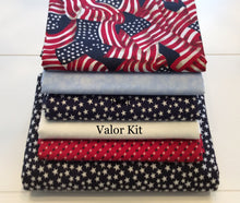 Load image into Gallery viewer, Valor Quilt Kit