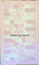 Load image into Gallery viewer, Shabby Chic Quilt Kit