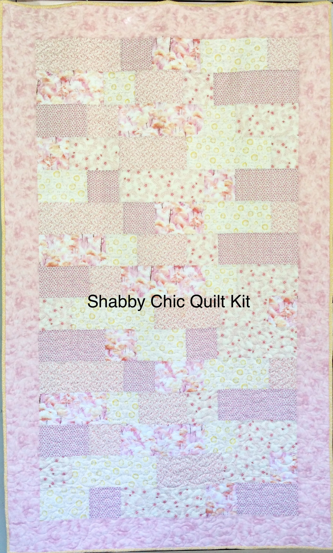 Shabby Chic Quilt Kit