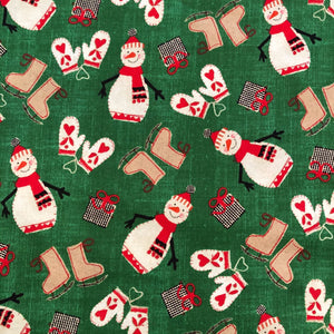 Christmas Fabric SR400