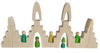 Steps & Arches Set - 10 pieces