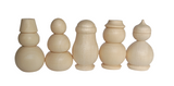 Mini Variety Peg Dolls - Set of 10