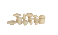 Mushroom Meadow - set of 10