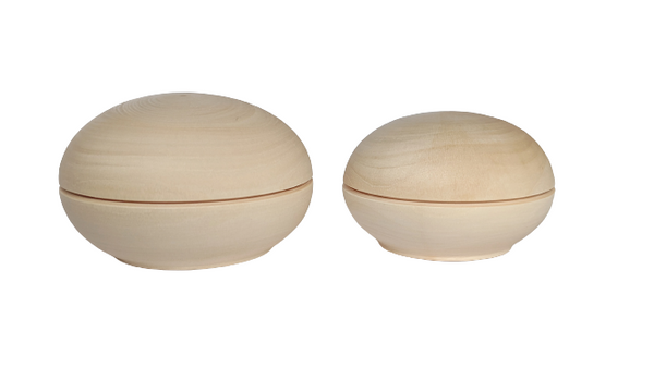 Mini Pebble Boxes - set of 2
