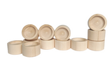 Mini Cylinder Stands - 12 pieces