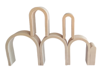 Oval arch stacker - 6 pieces