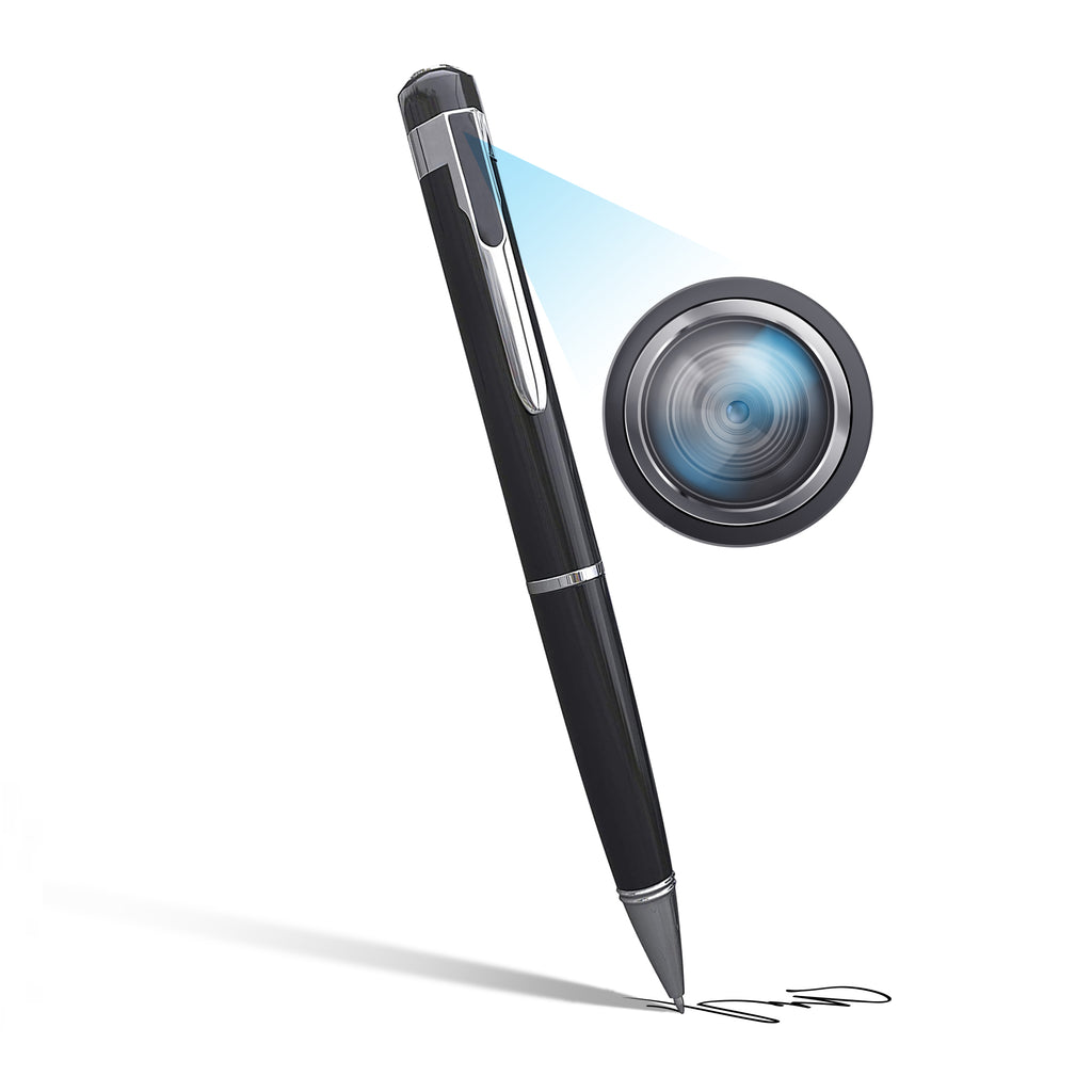 SpyPen - Full-HD Mini Camera