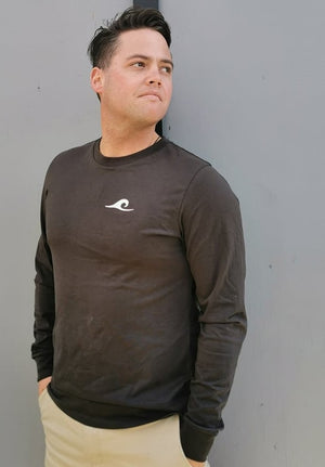 Ocean Long Sleeve Top
