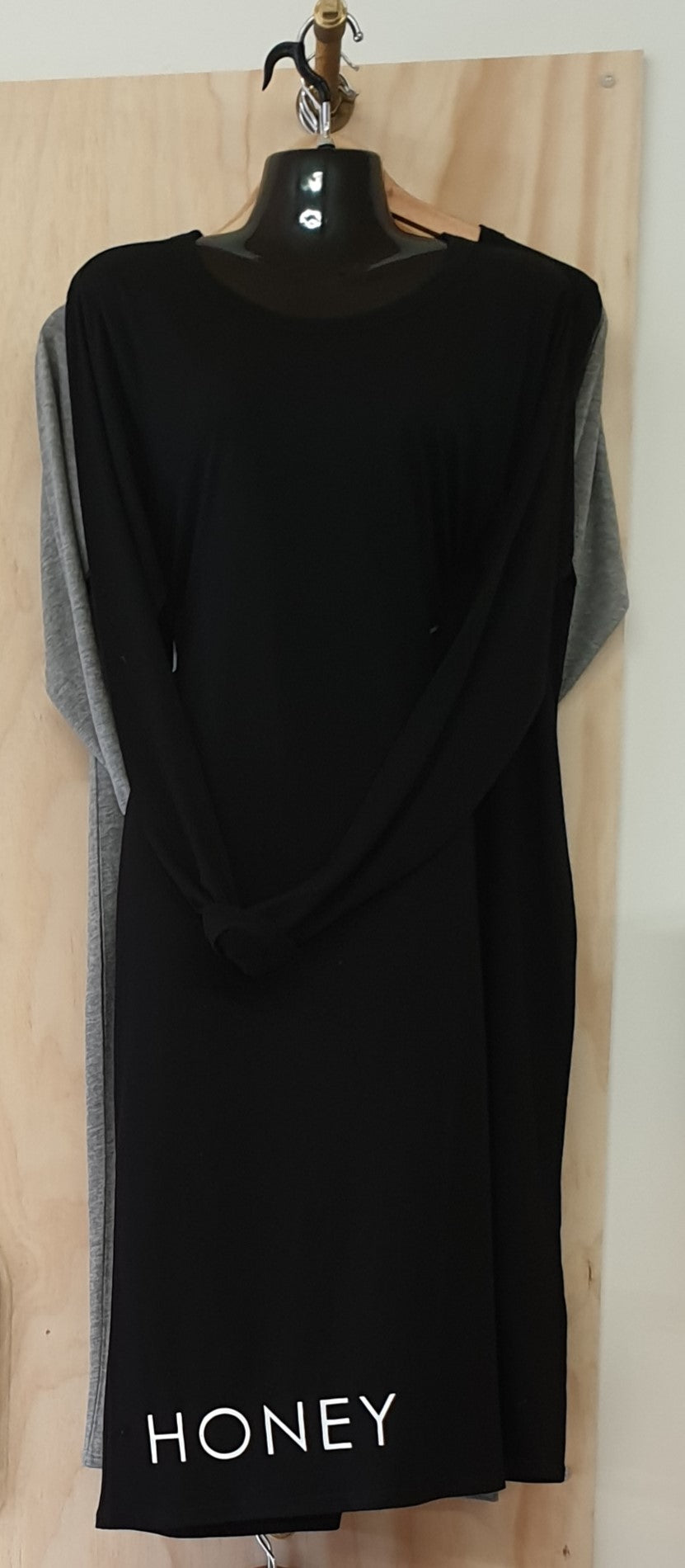 Organic Cotton L/S Dress