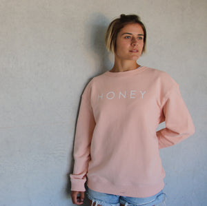 HONEY Blush Sweat
