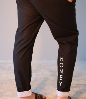 Honey 100% Cotton pants
