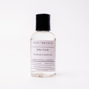 Fragrant Body Oil