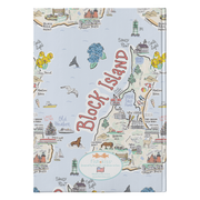 Block Island Map Journal