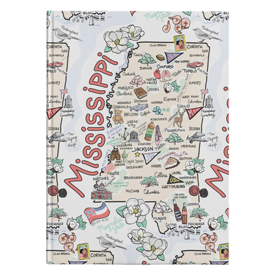 Mississippi Map Journal