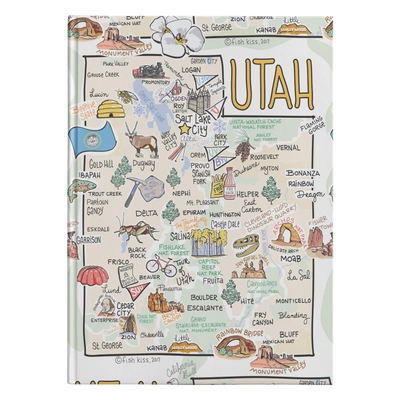 Utah Map Journal