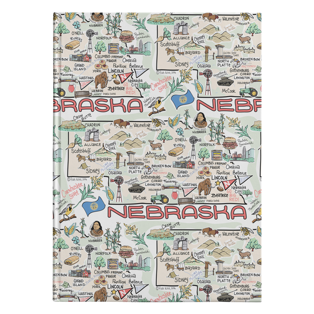 Nebraska Map Journal