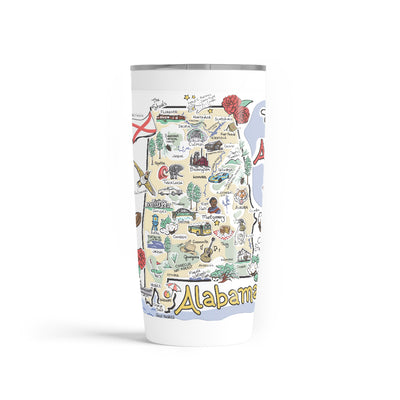 Alabama 20 oz. Tumbler