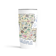 Louisiana 20 oz. Tumbler