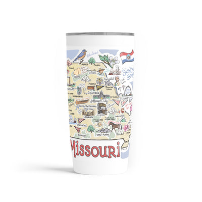 Missouri 20 oz. Tumbler