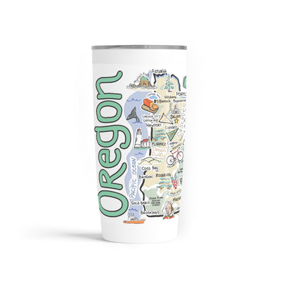 Oregon 20 oz. Tumbler