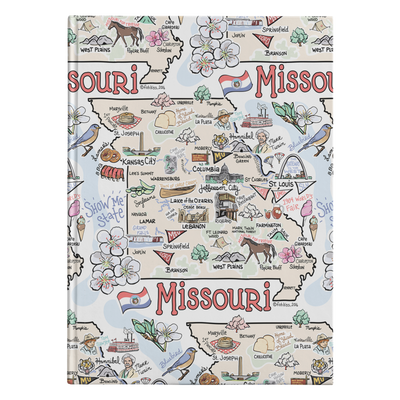Missouri Map Journal