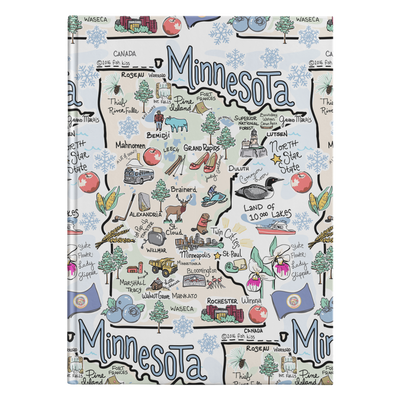 Minnesota Map Journal