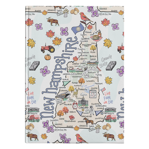 New Hampshire Map Journal