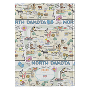 North Dakota Map Journal