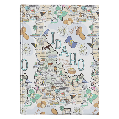 Idaho Map Journal
