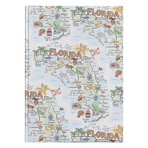 Florida Map Journal
